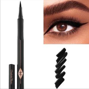 NEW! Charlotte Tilbury Feline Flick Eyeliner Black